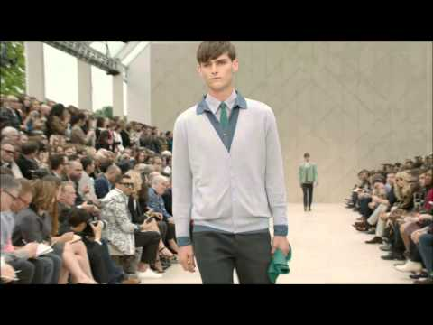 Burberry Prorsum Menswear Spring/Summer 2014 Collection @ London Collection: Men