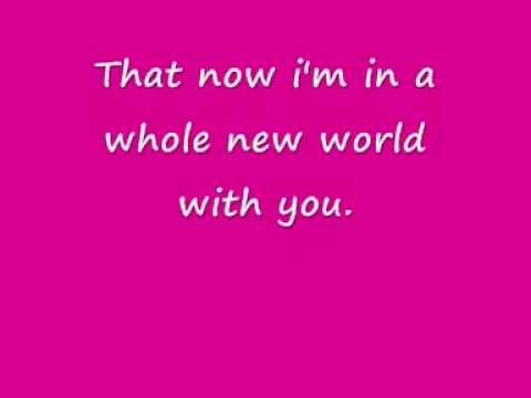 A Whole New World - Katie Price & Petre Andre
