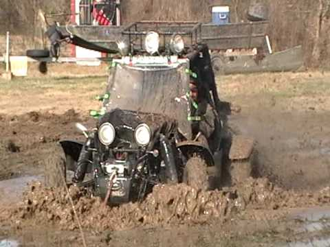 JOYNER SAND SPIDER MUD RUN