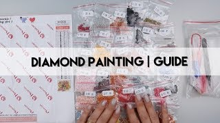 Diamond Painting - Beginners Guide | It's Arrived! Now what do I do?