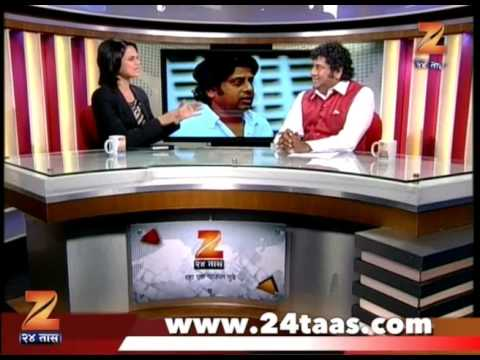 Discussion With Celebrity Anchor Rajesh Deshpande On His Upcoming Stage Show
