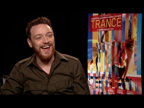TRANCE Interviews: James McAvoy, Rosario Dawson, Vincent Cassel and Danny Boyle
