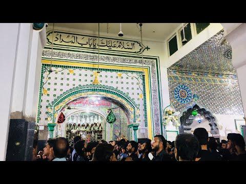 Shabe 21 Ramzan 2018 | Dargah Hazrat Abbas | Lucknow, India