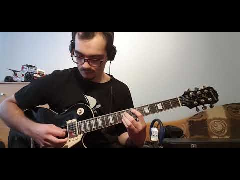 Volbeat - Last Day Under The Sun Guitar Cover