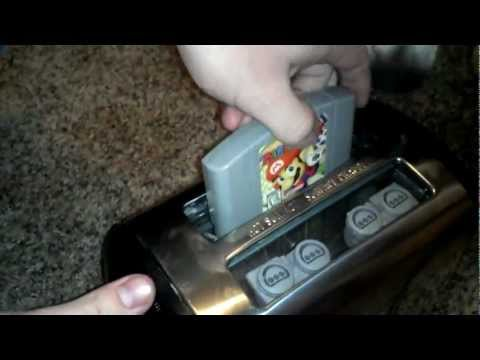 custom NinToaster 64  for sale