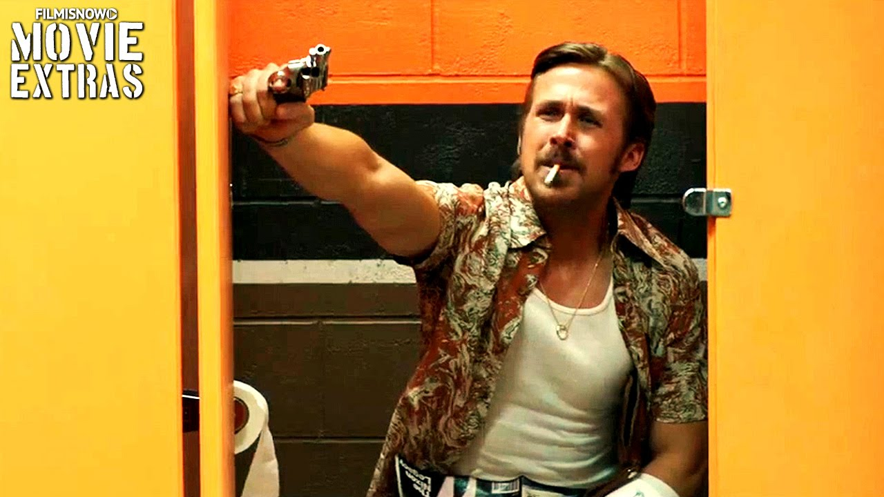The Nice Guys Clip Compilation (2016)