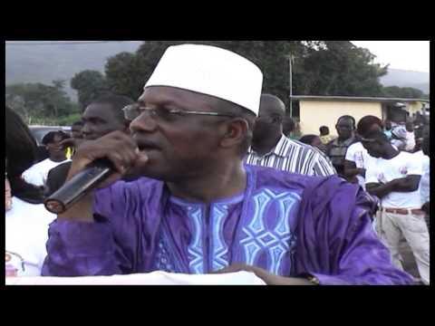Politique / Touba : Les populations expriment leur reconnaissance au Président Ouattara
