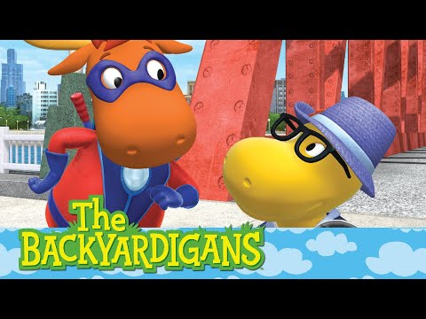 Backyardigans - The Front Page News