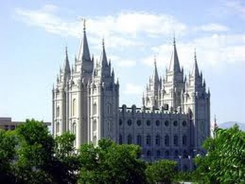 MORMON TEMPLE ENDOWMENT CEREMONY (SLC