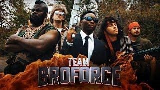 Team BroForce (Live Action Fan Film)
