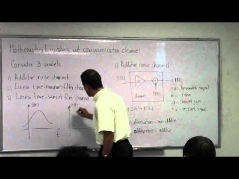 Communications Theory Lecture1