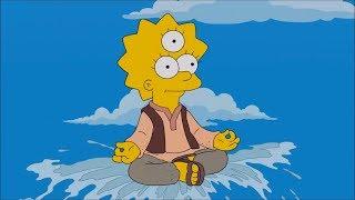 Cartoon Tv Series - Lisa has 3 eyes