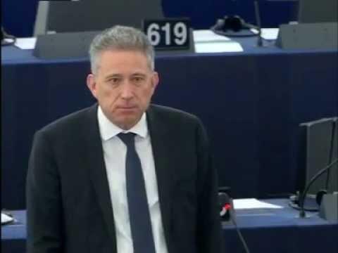 Kostas Chrysogonos about Turkey at the EU Plenary