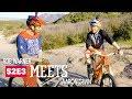 Rob meets mountain biker Aaron Gwin.