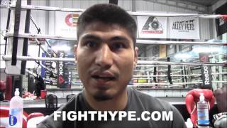 MIKEY GARCIA SAYS IT'S NOW OR NEVER FOR CANELO TO FACE GOLOVKIN; EXPLAINS WHY HE CAN BEAT HIM