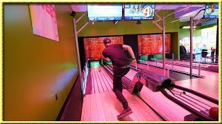 THE ULTIMATE MINI BOWLING COMPETITION! | Brooks Holt