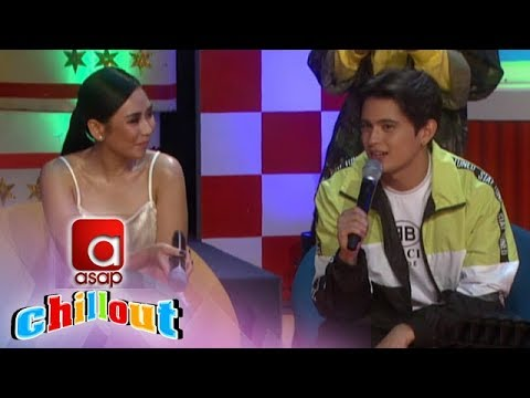 ASAP Chillout: Sarah Geronimo and James Reid talk about their character in 'Miss Granny'