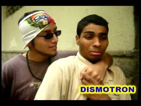 Atraco de un malandro (Inseguridad en Caracas)
