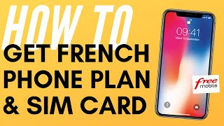 Living in France: How to get a French Phone Number