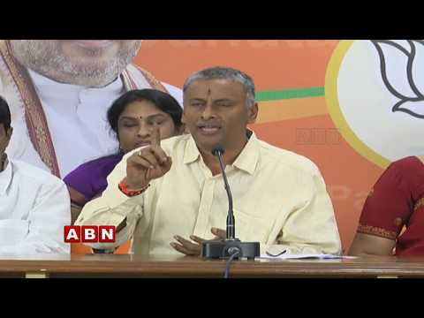 BJP Election Manifesto || Chairman NVSS Prabhakar Press Meet || Live
