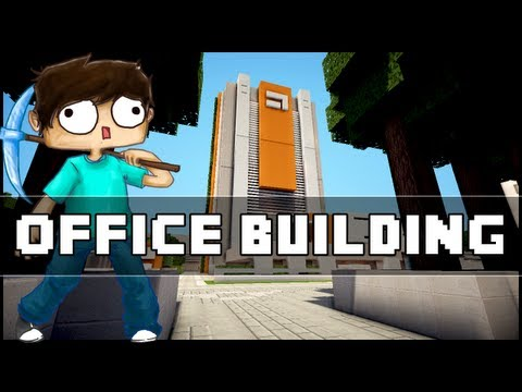 Minecraft - Modern Office Building