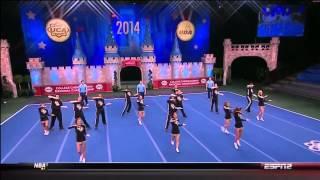 University of Central Florida Cheerleading 2014