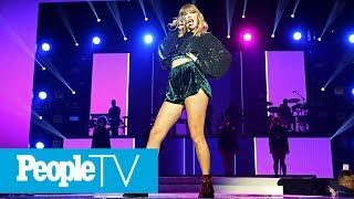 Taylor Swift Kicks Off Her Reputation Stadium Tour With Lots And Lots Of Snakes | PeopleTV