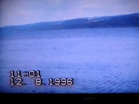 Loch Ness Monster film 1996 sighting Urquart Castle Inverness