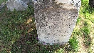 Αρχαία Ολυμπία vlog1 | Ancient Olympia new city and museum