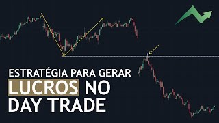 Estratégia Lucrativa Day Trade
