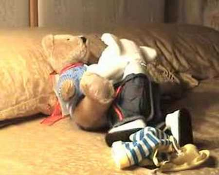 Stuart Little RAPING a Doll
