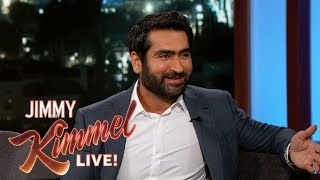 Download Song Kumail Nanjiani Got Sage Advice from Tom Hanks Free StafaMp3