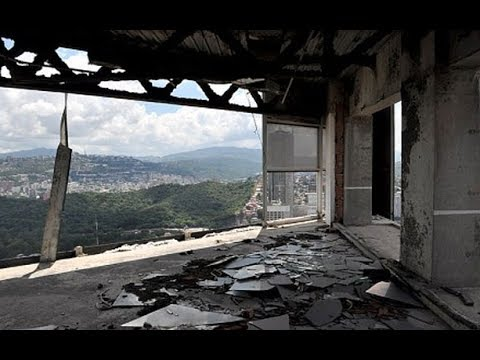Homeland: inside the real Tower of David in Venezuela