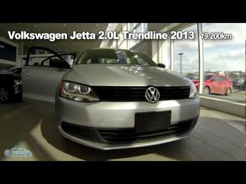Volkswagen Jetta 2.0L Trendline 2013
