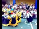 Kinder I bailando en el festejo 20 de Noviembre Colegio las Américas coatzacoalcos Kinder