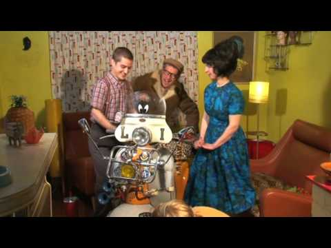 The Animal Jack Band – I can't strip my Lambretta down in the kitchen ska blues
