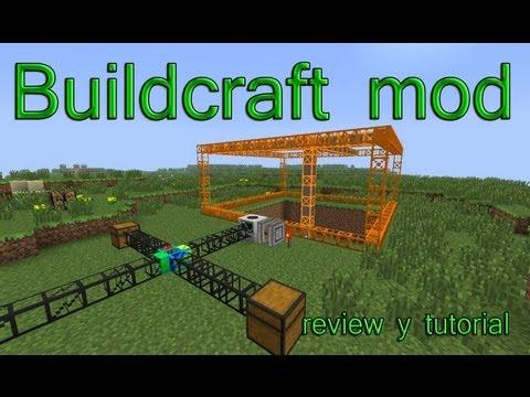 Como instalar: BuildCraft Mod Para Minecraft 1.5.2