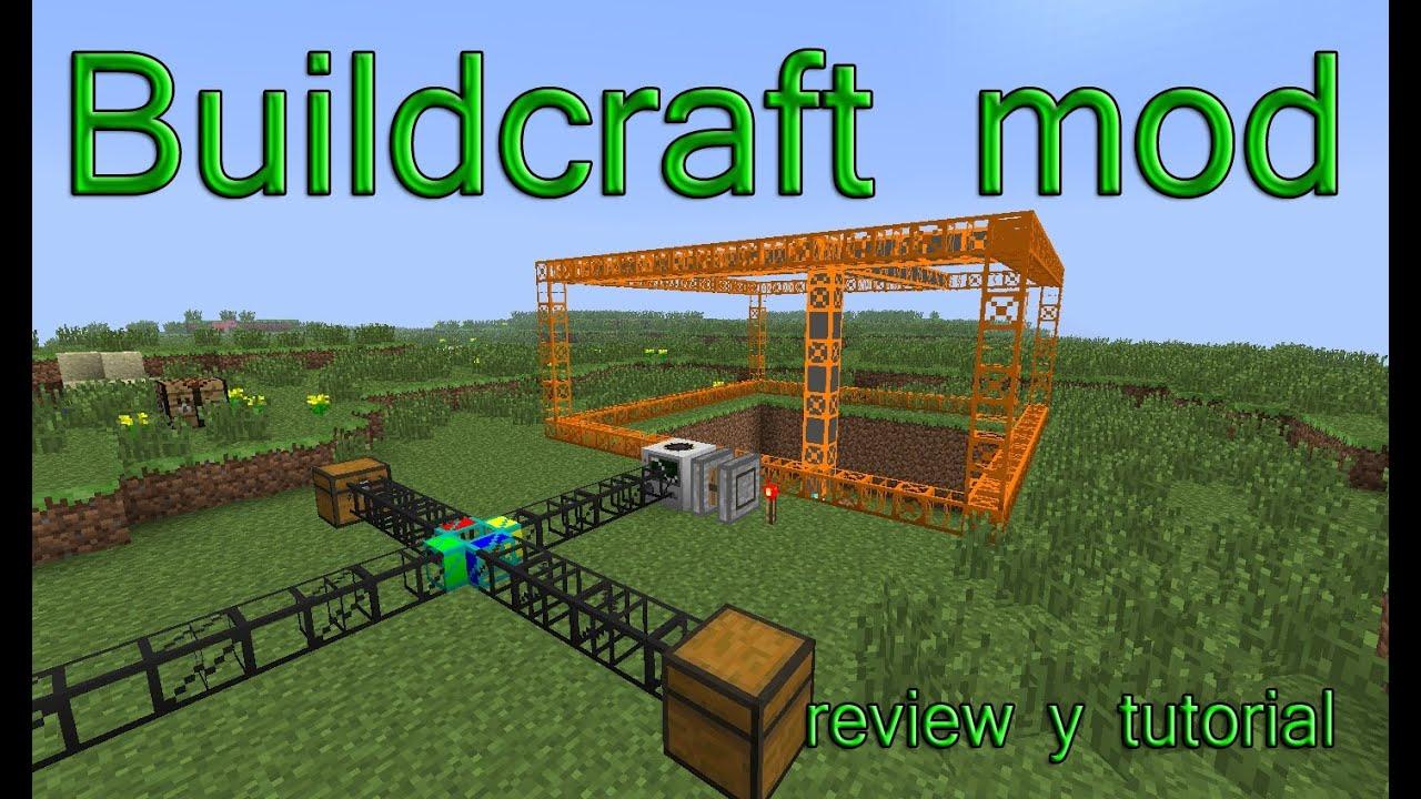 BuildCraft Mod 1 7 1 /1 7 2/1 6 4/1 5 2 - File-Minecraft com