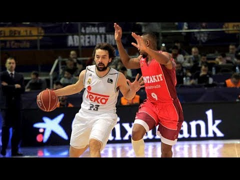 ACB J8// Fuenlabrada - Real Madrid (2)