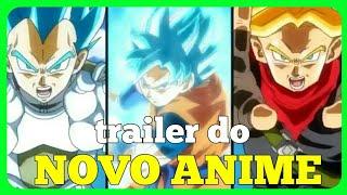 TRAILER DO NOVO ANIME! DRAGON BALL HEROES