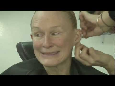 Albert Nobbs - Extra - Glenn Close - Make Up