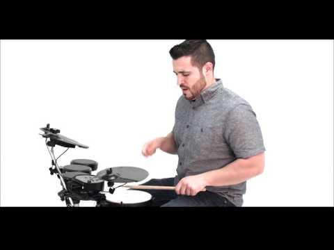 HItman Drum1 Portable Drum Kit