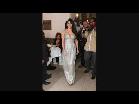 Kim Kardashian Photo Shoot 2 - 040209 - PapaBrazzi Report Video