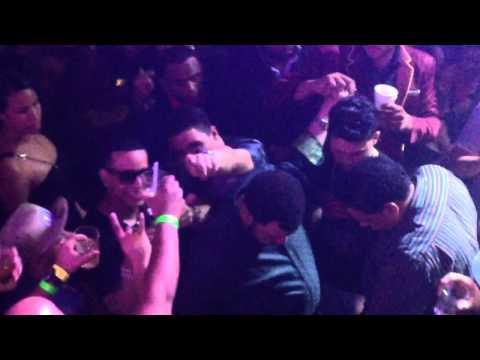 Daddy Yankee en Euphoria República Dominicana. Combo de los