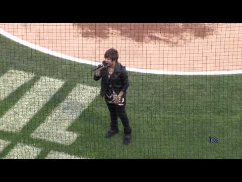 Charice Sings 'the Star-spangled Banner' — 2013 Civil Rights Game video