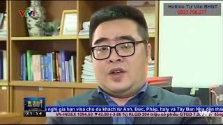 VTV1 Bản Tin Tài Chính - BHNT Dùng Tiền Của Khách Hàng Đầu Tư Vào Đâu?