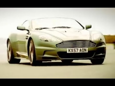 Aston Martin DBS review & Stig lap - Top Gear - BBC autos