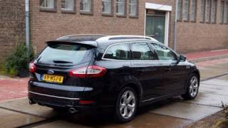 Ford Mondeo Wagon review