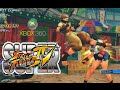 Super Street Fighter IV playthrough (Xbox 360)