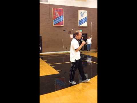Quadratic Rap Homecoming Whitehorse High School 2013